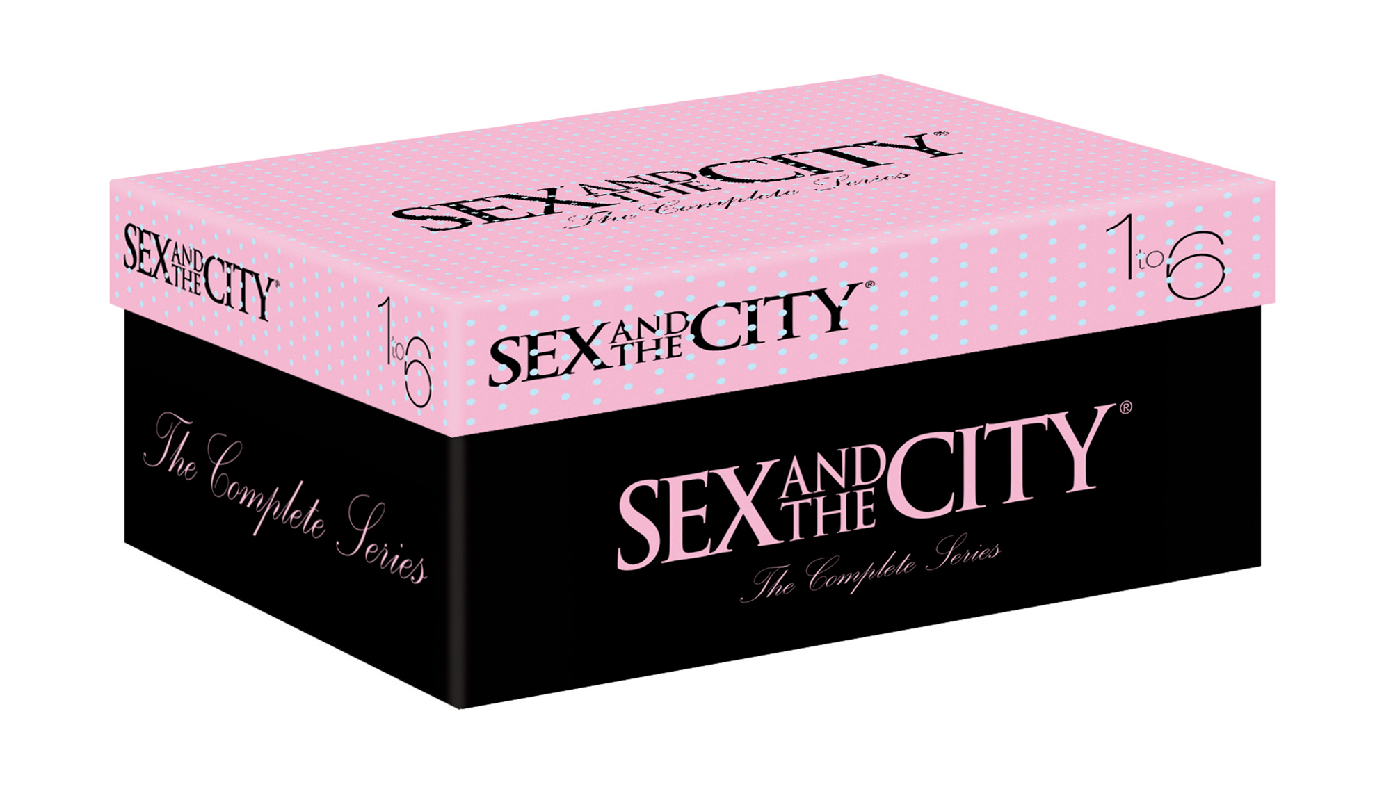 city dvd Sex in set the