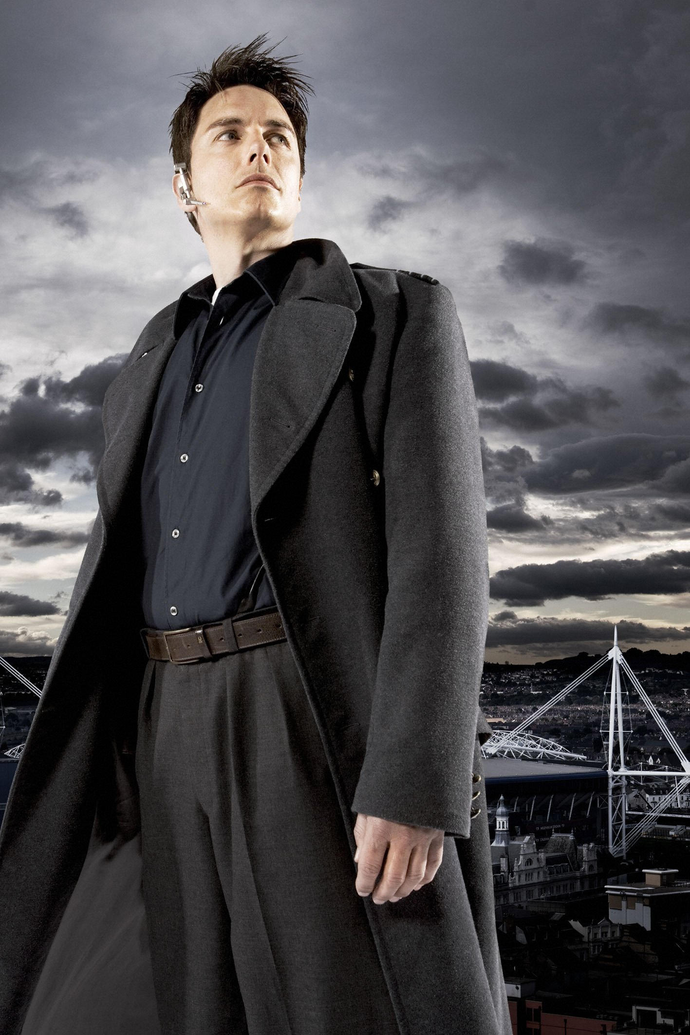 Torchwood TV series Promo photos Season 1 | DVDbash