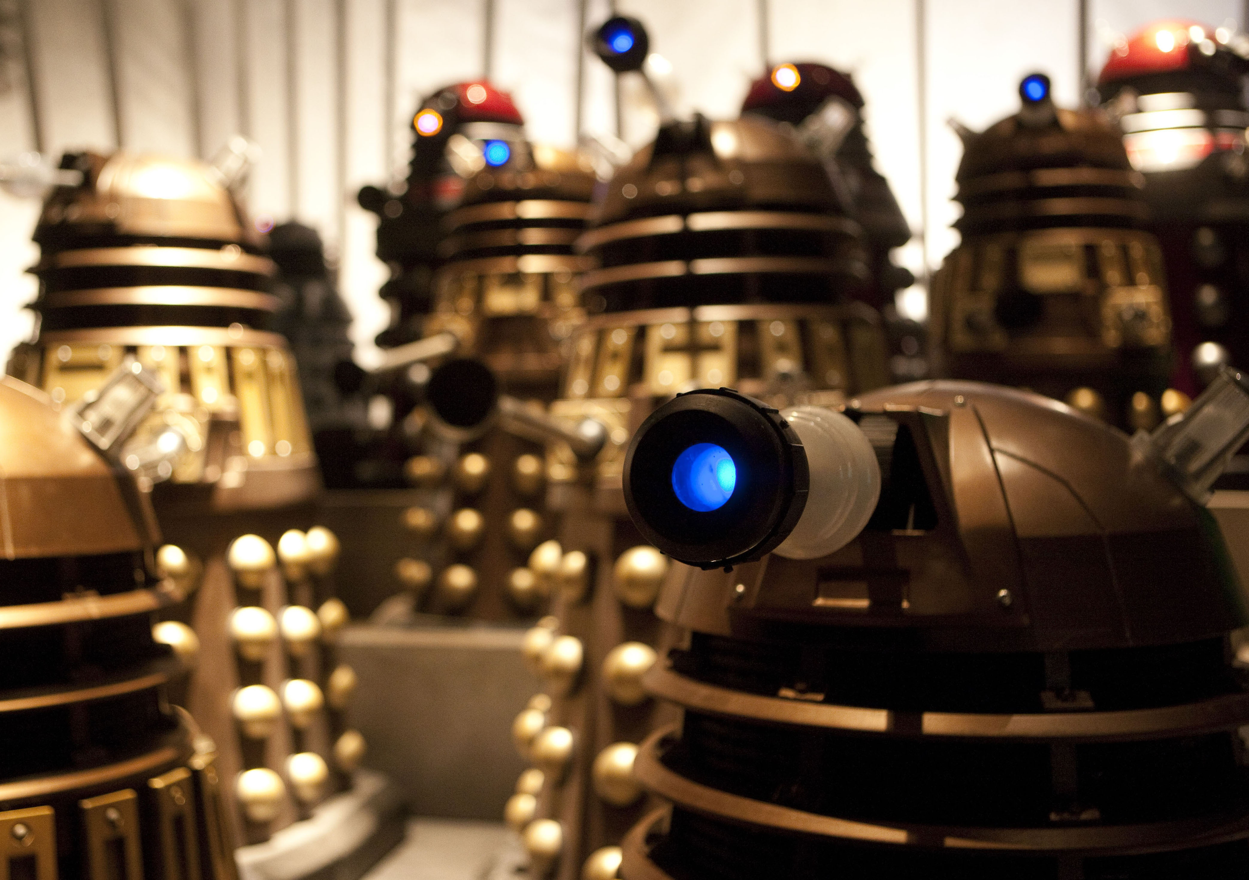 Doctor who tv series 7 story 226 asylum of the daleks - Doctor who dalek pics ...