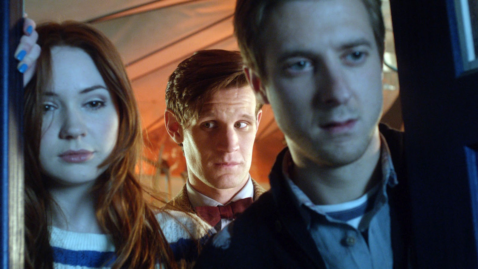 Doctor Who 227 S7e02 Dinosaurs On A Spaceship Dvdbash 24 Dvdbash