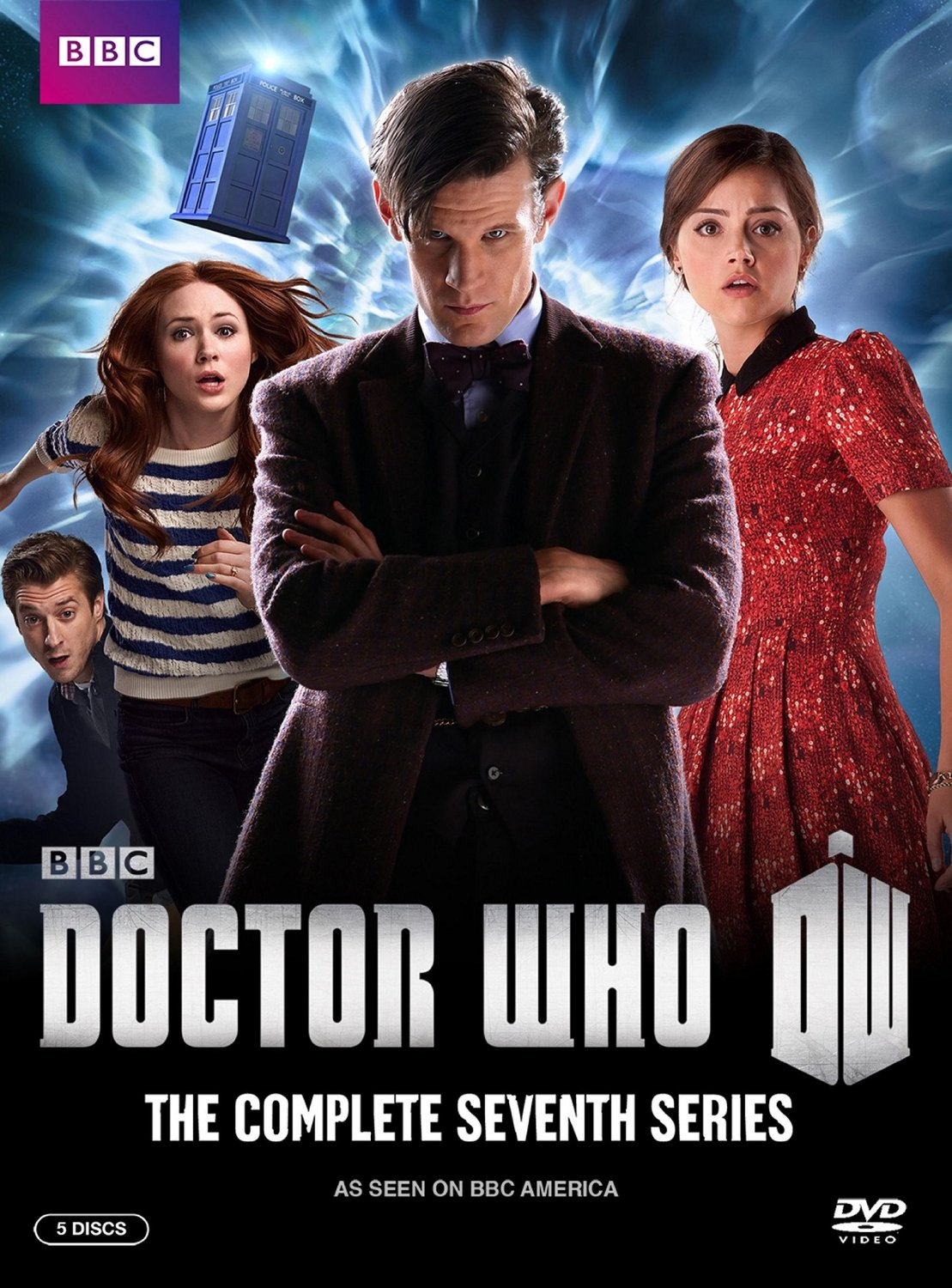Dr Who Staffel 7
