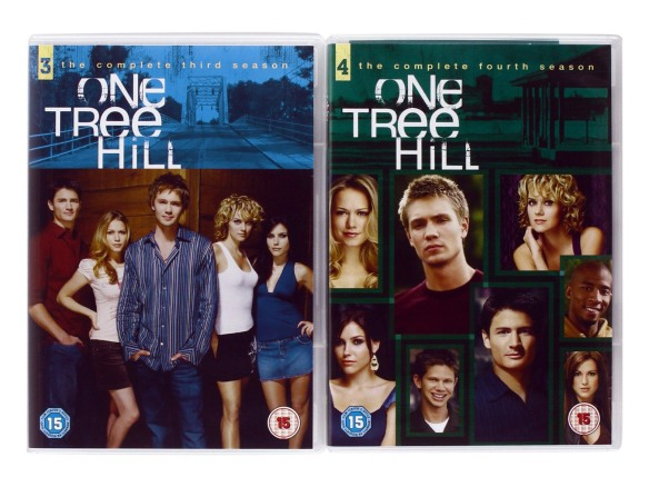 One Tree Hill Complete Series DVD Cast Photos | DVDbash