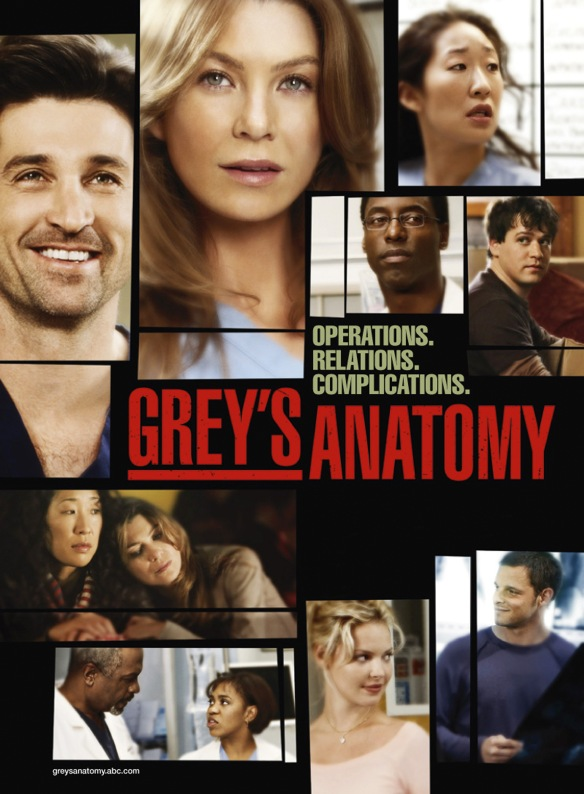 Grey\'s Anatomy Seasons 1 and 2 Promo Pictures   DVDbash