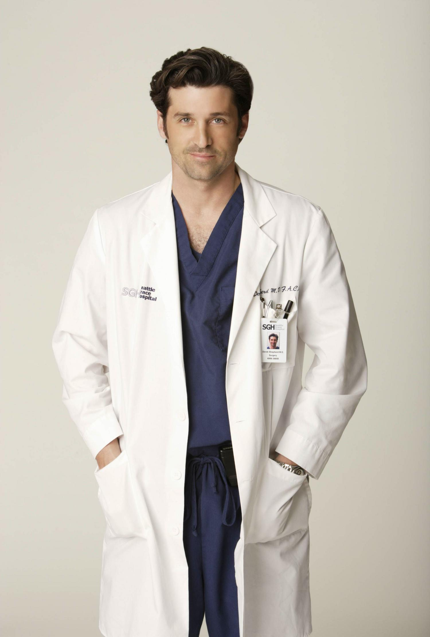 Grey\'s Anatomy Seasons 1 and 2 Promo Pictures | DVDbash