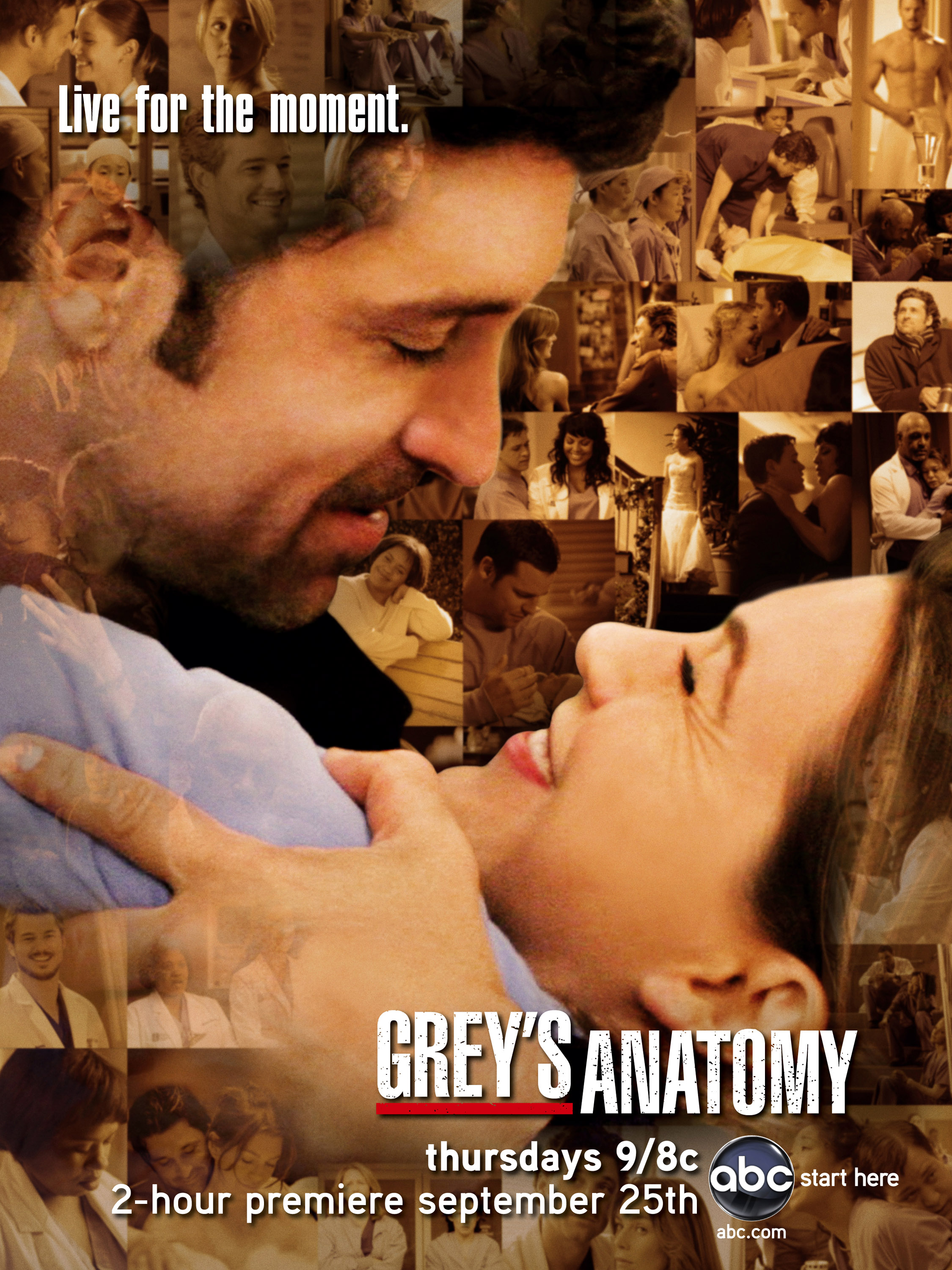 Grey\'s Anatomy Seasons 5 and 6 Promo Pictures | DVDbash