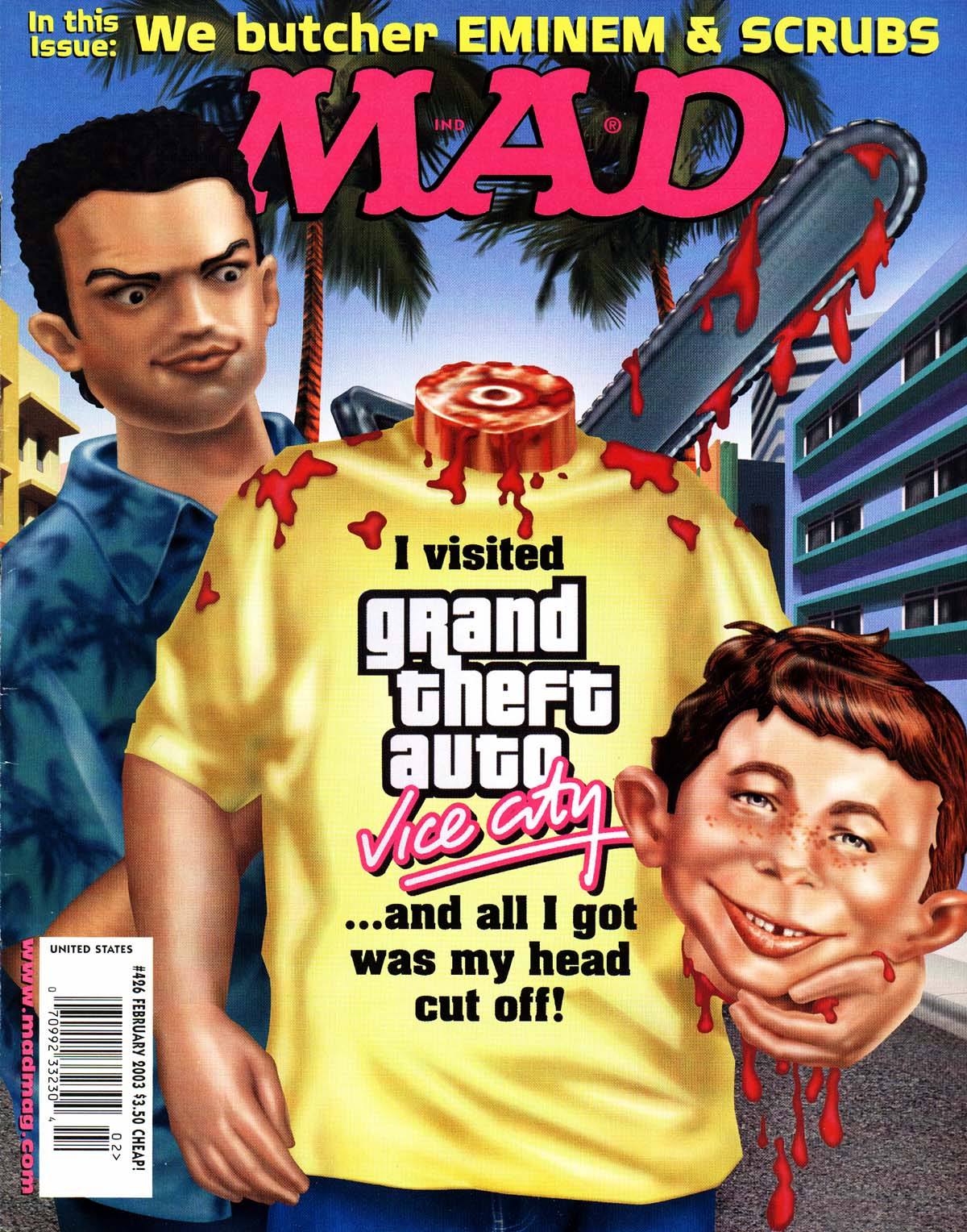 MAD Magazine Covers Issues 001 to 533 | DVDbash