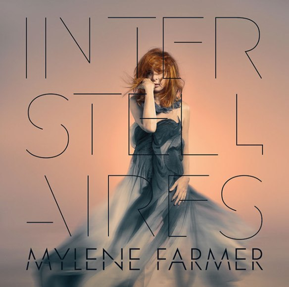 Mylène Farmer's new album 'Interstellaires' (Possible cover artwork) - dvdbash.com