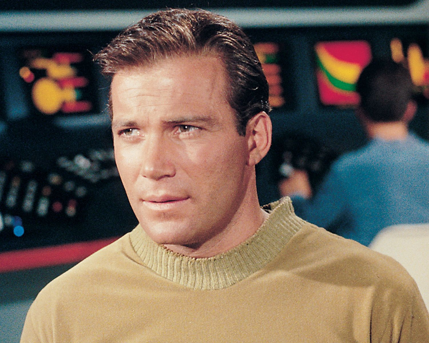 William Shatner Lashes Out