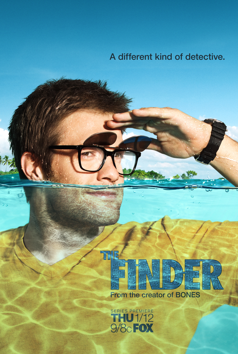 The Finder Serie