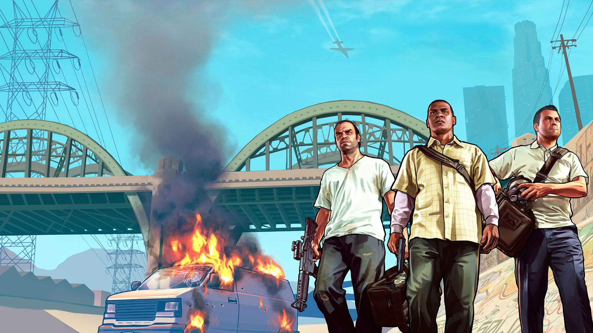 Published 5 December 2015 At 1920 X 1080 In Widescreen Gaming 5760x1200 GTA