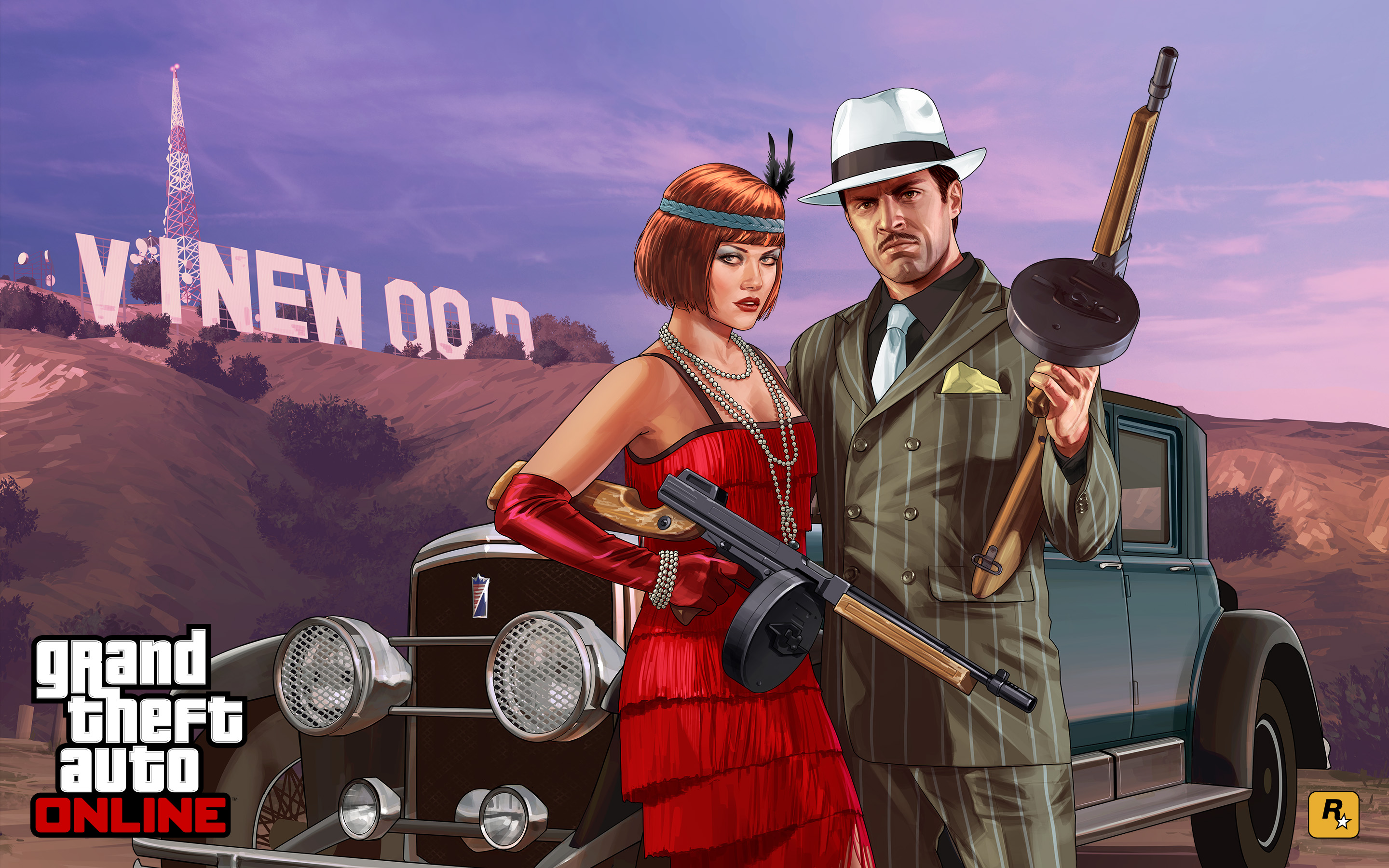 Widescreen-Gaming-GTA-5-1670-Online-Wallpaper-Valentines-Day-Massacre- Grand-Theft-Auto-dvdbash