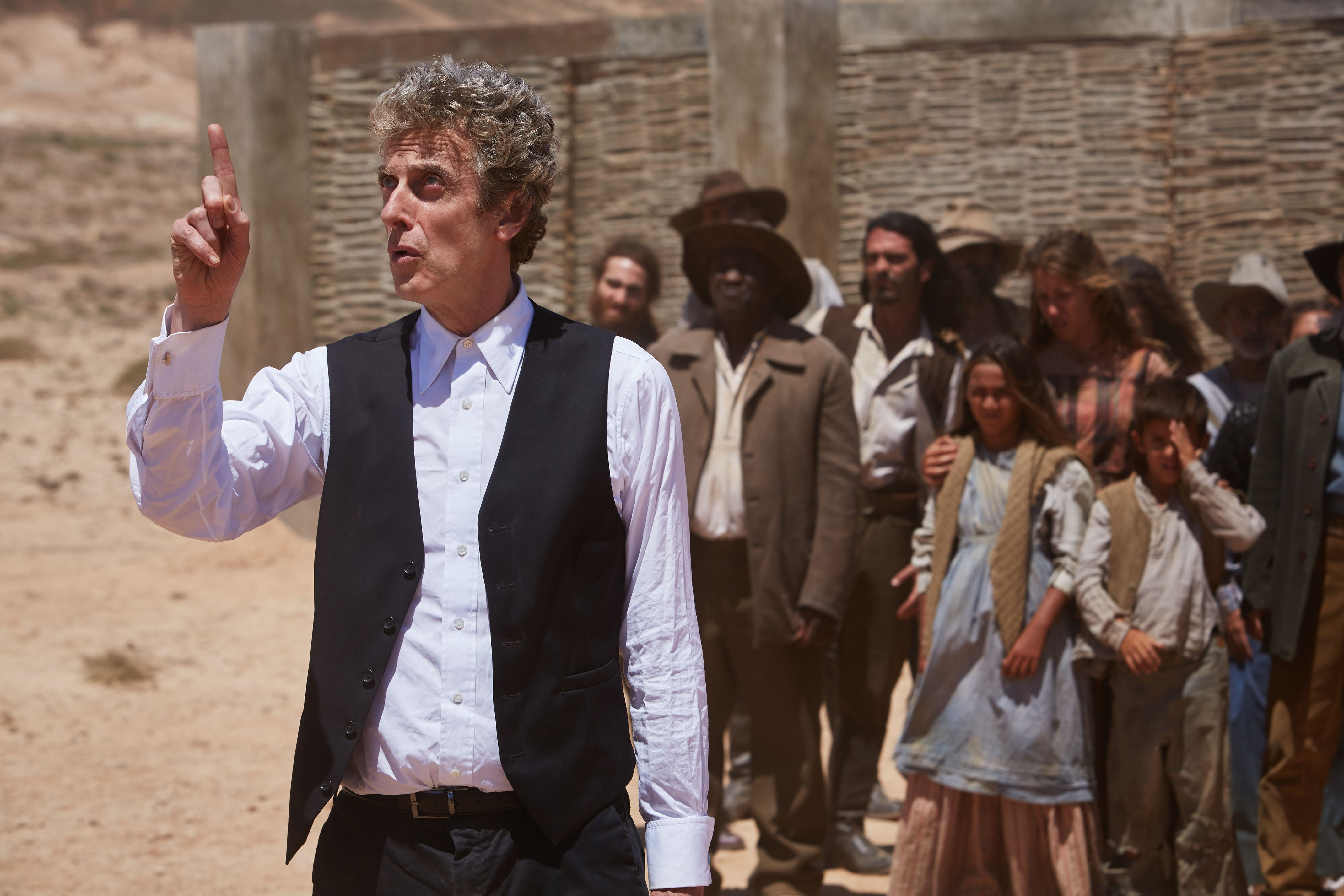 doctor who series 9 - photo #20