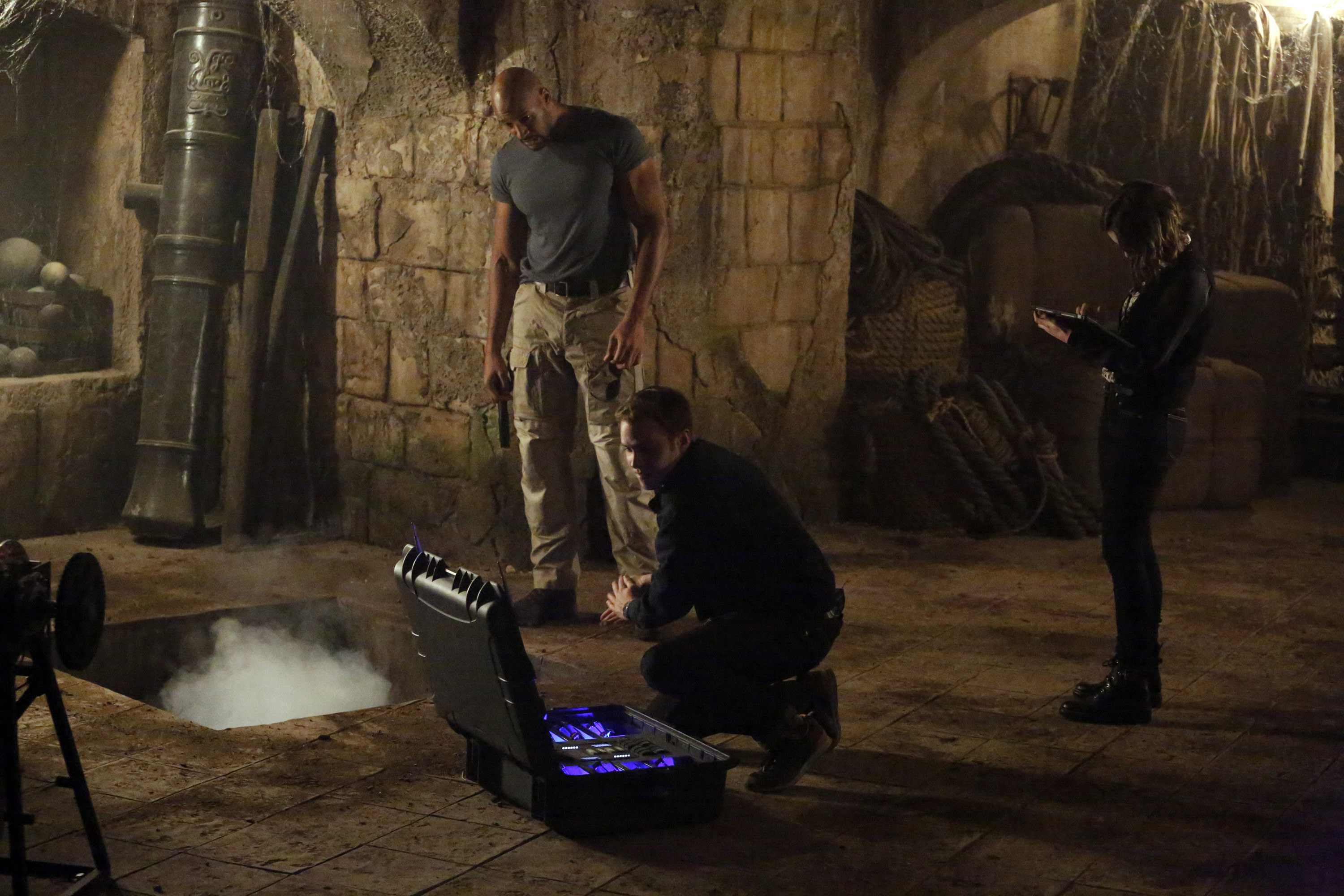 MARVEL Agents Of SHIELD TV Series Season 2 Episode 09 Ye