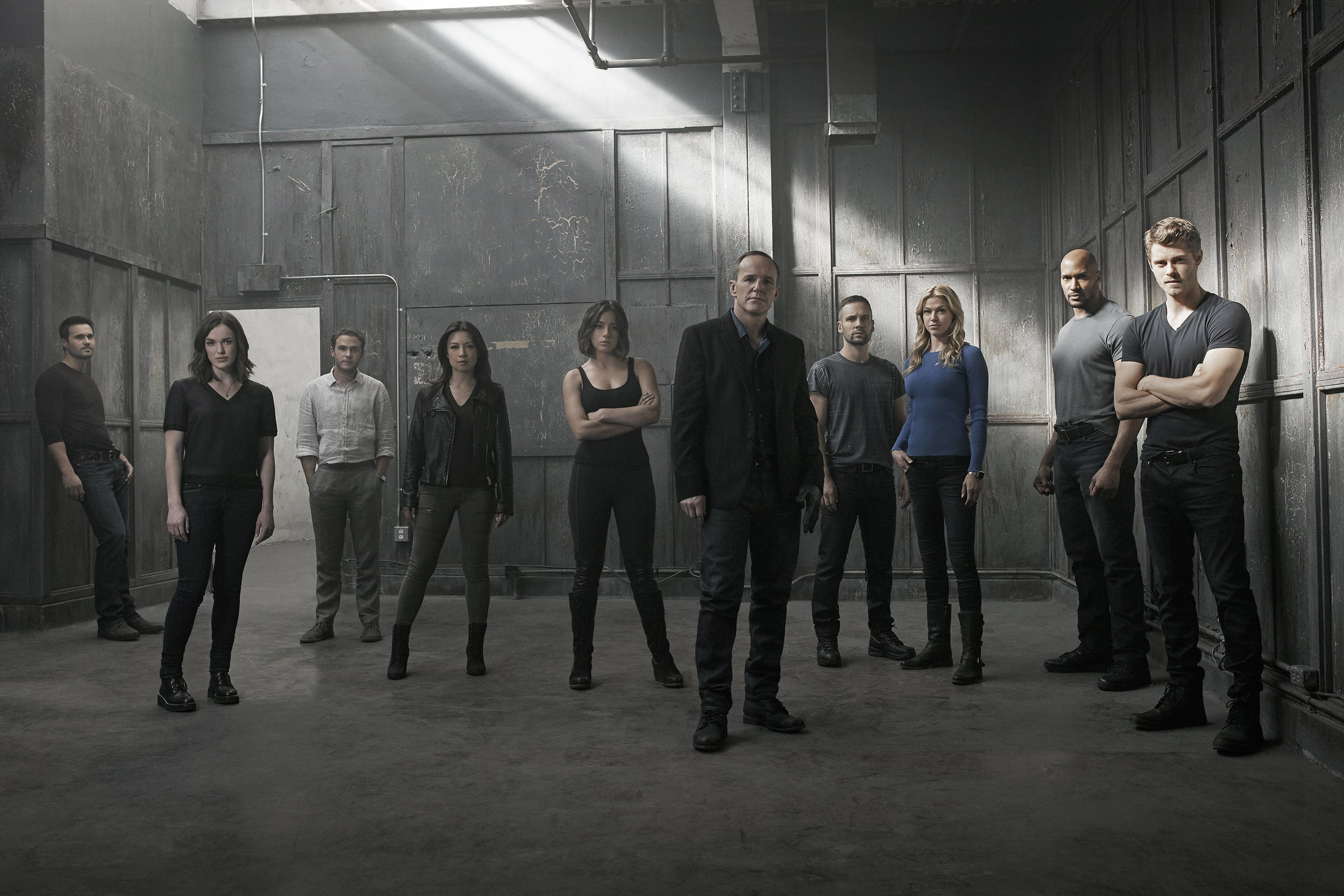 Agents Of Shield Staffel 4 Episodenguide