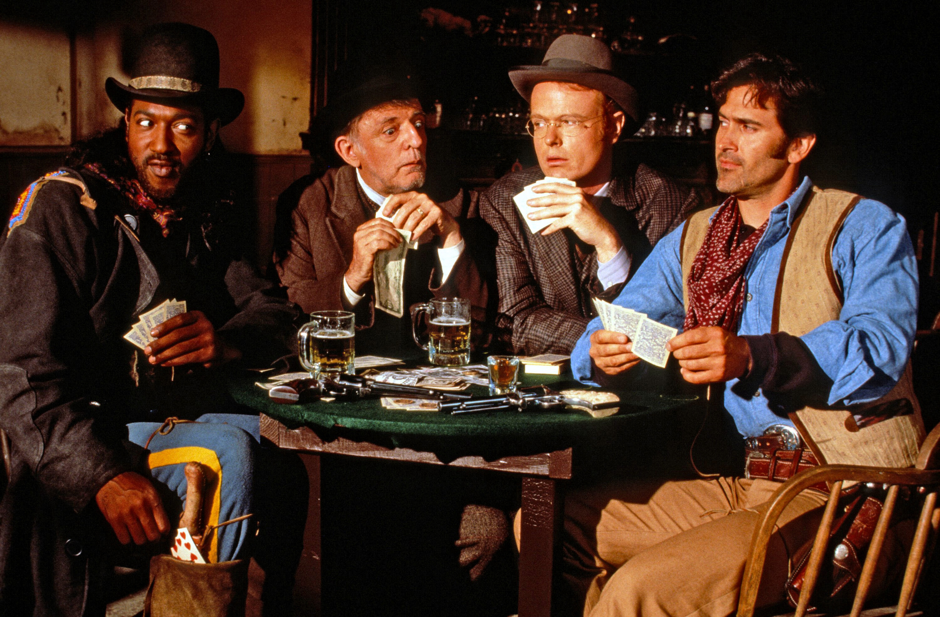 The Adventures Of Brisco County Jr Bruce Campbell Kelly